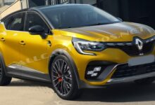 Zdjęcie Renault Captur 2021: Now with 140HP