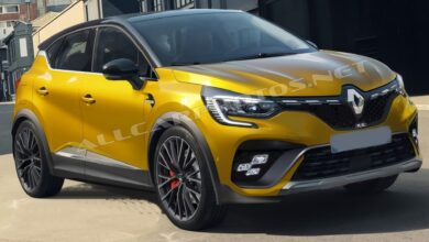 Renault Captur 2021: Now with 140HP的照片