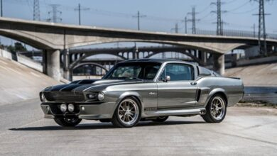 Photo de Shelby GT500 Eleanor: This flawless vehicle is on sale
