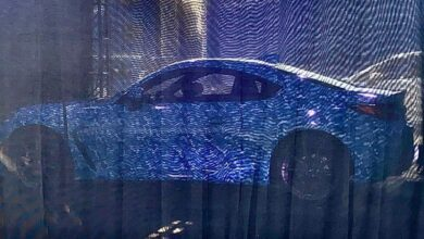 Foto de Subaru BRZ 2022: Spy Shot on test drive