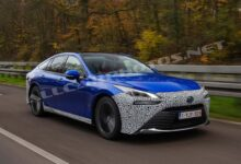Toyota Mirai 2021: Driving Reports & Photos की तस्वीर