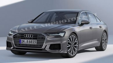 Foto di 2021 Audi A6: Fresh Look & New Details