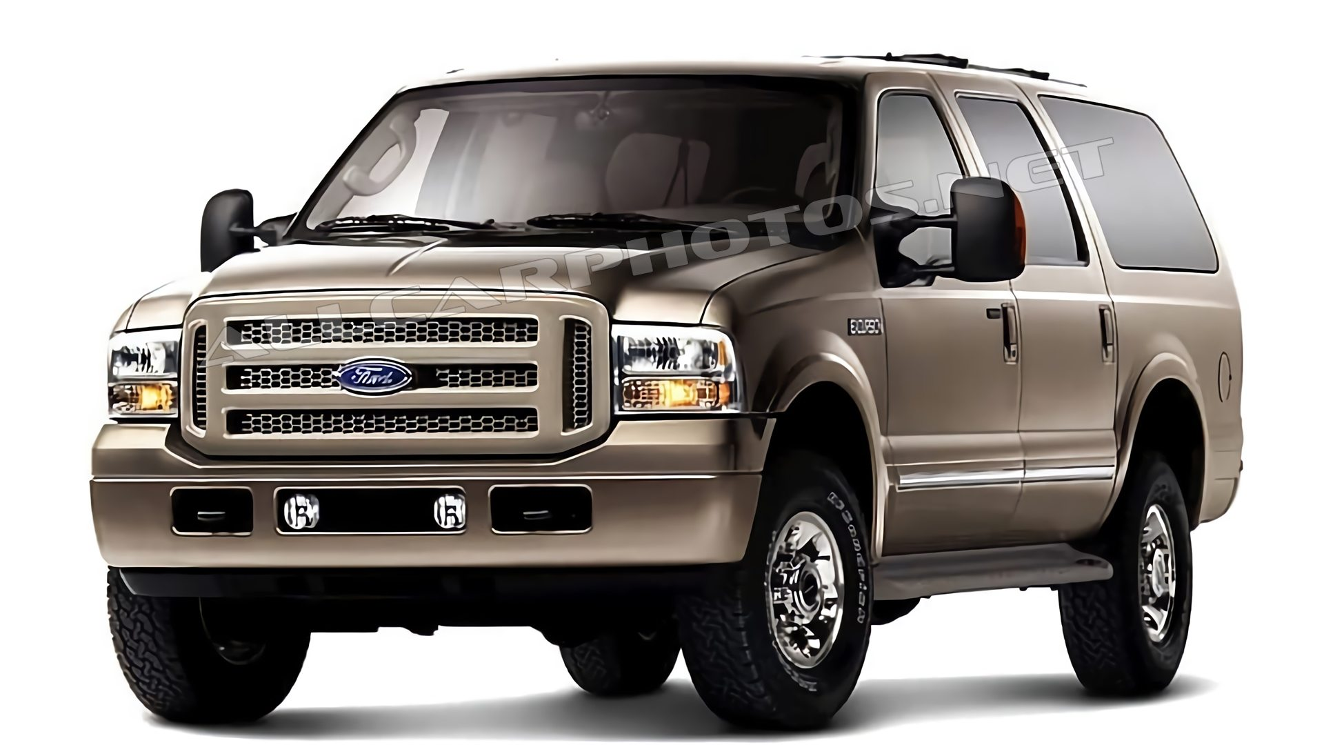 2021 Ford Excursion