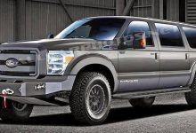 2021 Ford Excursion: All Details and Photos的照片