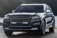 2021 Lincoln Aviator: New Style and Review的照片