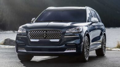 Foto van 2021 Lincoln Aviator: New Style and Review
