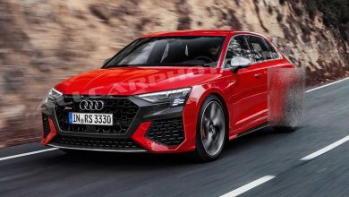 Zdjęcie Audi RS3 2021: New compact supercar from Audi