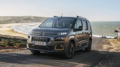 Zdjęcie Citroen Berlingo 2021: First Look, Photos and Price