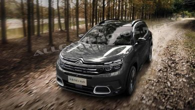 Foto van Citroën C5 Aircross 2021: Plug-in Hybrid Version with 300 hp & 4WD