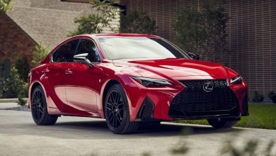 Zdjęcie Lexus IS 2021: This is The Fourth Generation