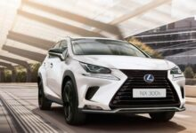 Lexus NX 300h 2021: Premium Hybrid SUV is Updated की तस्वीर