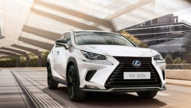 Foto van Lexus NX 300h 2021: Premium Hybrid SUV is Updated