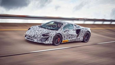 McLaren Artura: First Plug-in Supercar Will Arrive in 2021的照片