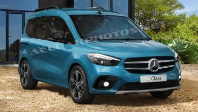 Mercedes T-Class 2021: The new Citan changes its name的照片