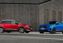 Zdjęcie We drive the Peugeot 3008 and 5008 2021: Family SUV renewal