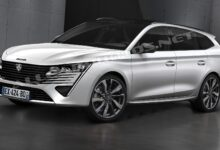 Foto van Peugeot 308 SW 2021: First info on the new 308 station wagon