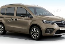 Bild von Renault Kangoo 2021: Style of the car will change completely