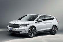 Foto van Skoda Enyaq 2021: Electric SUV Available in Spain