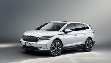 Zdjęcie Skoda Enyaq 2021: Electric SUV Available in Spain