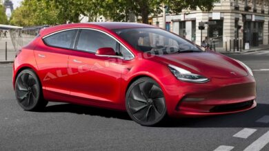 Bild von Tesla Model 2: How Will it Look? What's new ?