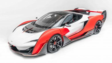Photo de McLaren Sabre 2021: 825 hp, only 15 units for the USA and 351 km/h!
