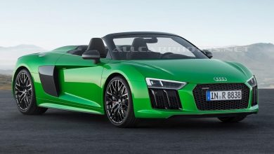 Zdjęcie Audi R8 2021: First Look, Photos & Details