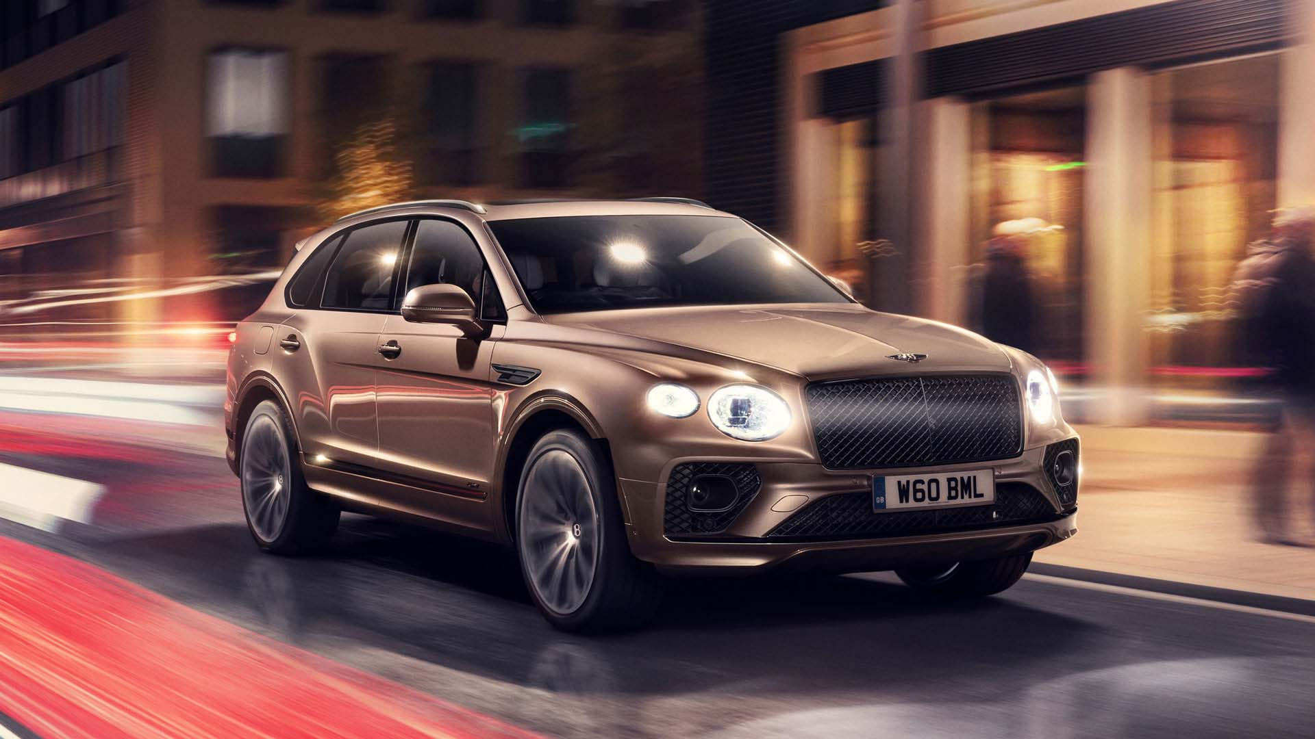 Bentley Bentayga Hybrid 2021