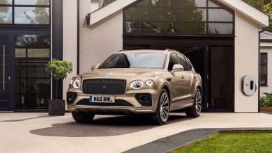 Foto van Bentley Bentayga Hybrid 2021: All Details