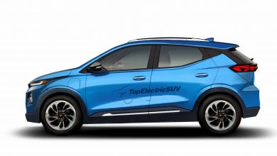 Chevrolet Bolt EUV: Appears in a Render की तस्वीर