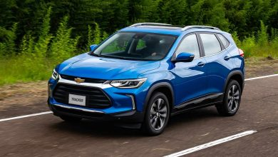 Foto di Chevrolet Tracker 2021: There Has been a Radical Change