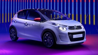 Foto di Citroen C1 2021: Facelift & New Details
