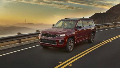 Foto van Jeep Grand Cherokee L 2021: With Three Rows of Seats!