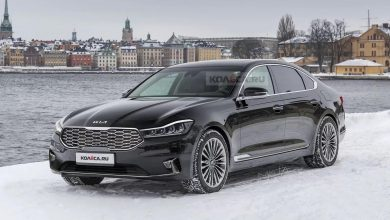 Kia K900 2022: Here's What The Might Look Like的照片