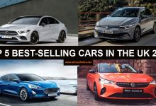 TOP 5 BEST-SELLING CARS IN THE UNITED KINGDOM 2020 की तस्वीर