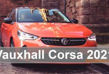 Photo of Vauxhall Corsa 2021: Facelift & New Details