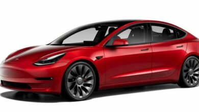 Foto van Tesla model 3: Which range to choose ?